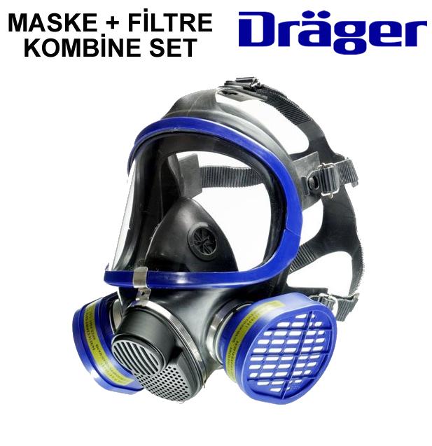 Toz Ve Gaz Maskeleri Iş Güvenlik Malzemeleri